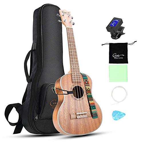 Hricane UKS-2 Concert Ukulele With Gig Bag