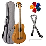 Kmise Electric Ukulele Bass
