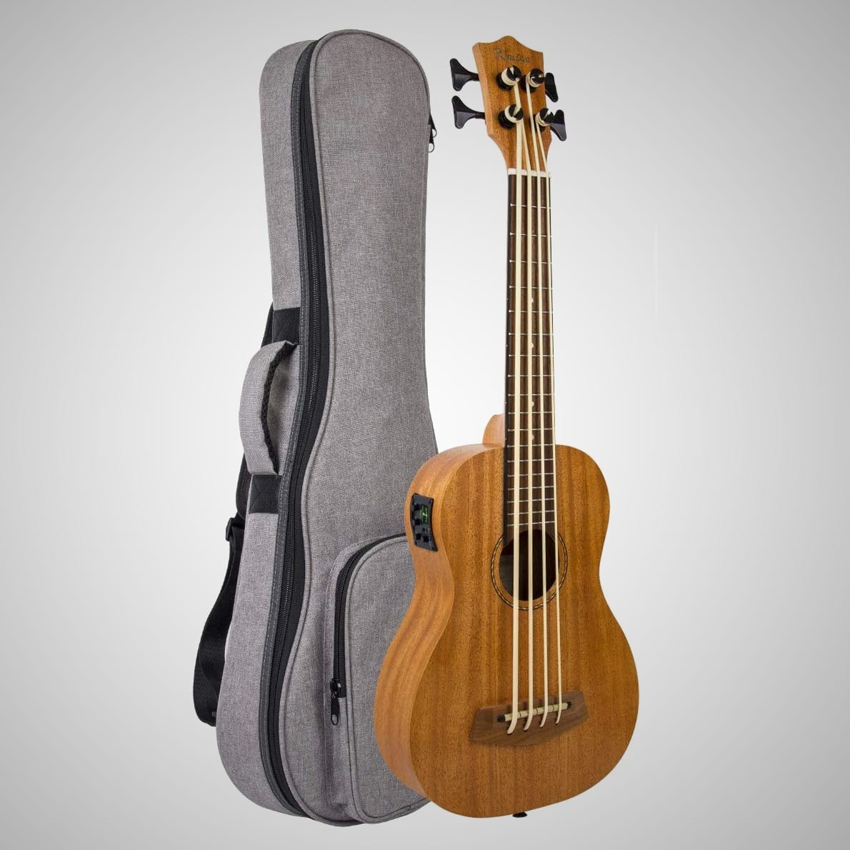 Kmise Ukulele Bass with Gig Bag