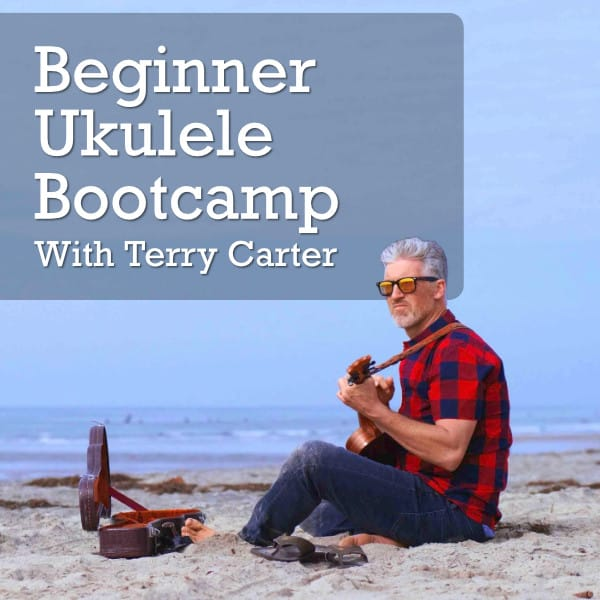 Uke Like the Pros - Ukulele Bootcamp Square Sidebar Banner 1