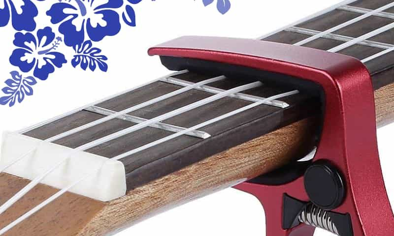 Ukulele Capos - Featured Image
